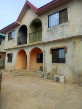 4 Nos of 2 Flats at Olambe Akute  with C of O, Akeredolu Olambe, Berger, Arepo, Ogun, Block of Flats for Sale