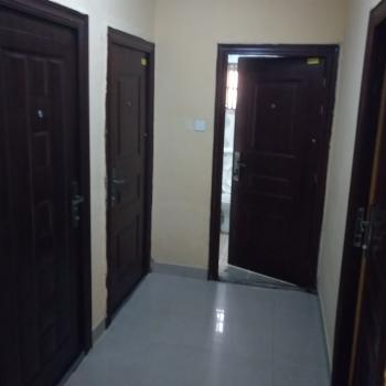 Modern Stylishly and Newly Renovated 3-bedroom Flat Within a Mini-estate, Israel Oyekan Close, Fola Agoro, Yaba, Lagos, Flat for Rent