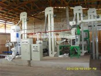 Rice Processing Factory, Access Road Industrial Layout, Along Naka Road, Makurdi, Benue, Factory for Sale