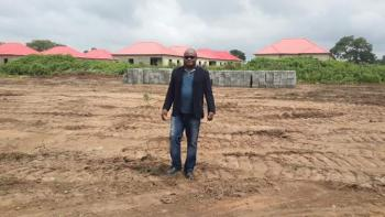 Take Position in Our Bwari 500sqm Estate Plot for 3 Bedroom Fully Detached Bungalow, Behind Law School, Between Two New Estate, Bwari, Bwari, Abuja, Residential Land for Sale