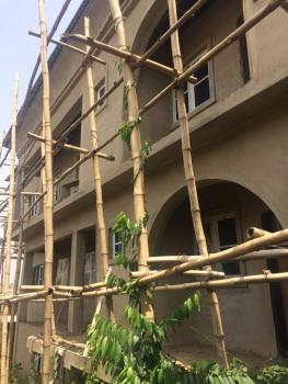 Partially Completed 4 Flats, Carlton Estate, Akobo, Ibadan, Oyo, Block of Flats for Sale