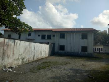 Land Measuring 4000 with Building, Bourdillon Road, Old Ikoyi, Ikoyi, Lagos, Commercial Land for Rent