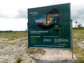 Greenacre  Estate, 3min Drive From Lacarpan Tropicana Resort, Akodo Ise, Ibeju Lekki, Lagos, Residential Land for Sale