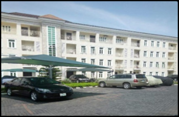 Luxury 4-bedroom Flats with Excellent Facilities, Parkview, Ikoyi, Lagos, Flat for Rent