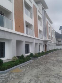 Newly Built 4 Bedroom Luxury Terrace House with a Room Bq, Osborne Ii, Osborne, Ikoyi, Lagos, Terraced Duplex for Sale