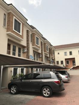 4 Bedroom Terrace Duplex (serviced ) with Swimming Pool, Gymnasium and Children Play Area, Ikate Elegushi, Lekki, Lagos, Terraced Duplex for Rent