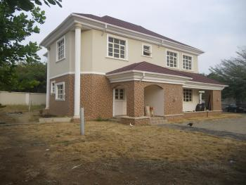 6 Bedrooms, 2 Sitting Rooms+bq, 2 Rooms Guest Chalet, Katampe Extension, Katampe, Abuja, Detached Duplex for Rent