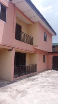 5 Bedroom Terrace Duplex with Inbuilt Parking Garage, Awoniyi Elemo Street, Ajao Estate, Isolo, Lagos, Terraced Duplex for Rent