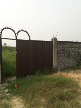 768sqm Fully Fenced Plot of Land, Ogidan, Before Sangotedo, Lekki Expressway, Lekki, Lagos, Residential Land for Sale