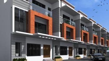 5 Bedroom Terrace Duplex, Ngwa Close , By Catholic Church, Area 3, Garki, Abuja, Terraced Duplex for Sale
