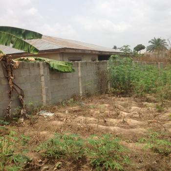 a Plot of Land of Approximately 600sqm, Oke-iya, After Ijoka Road, Akure, Ondo, Residential Land for Sale