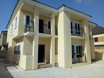 Newly Built 4 Bedroom Duplex with Bq, Lekki Phase 1, Lekki, Lagos, Detached Duplex for Rent