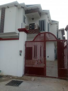 4 Bedroom Detached Duplex, Chevron Axis, Lekki Expressway, Lekki, Lagos, Semi-detached Duplex for Sale