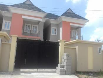 a Lovely 4 Bedroom Terrace Duplex with Fitted Kitchen, Between 5th and 6th Intersection, Lekki, Lagos, Terraced Duplex for Sale