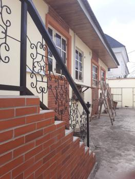 (2) Beautifully Renovated 3 Bedrooms Bungalow + 2 Rooms Bq (self Compound), Magodo Brooks Estate, Alausa, Ikeja, Lagos, Flat for Rent