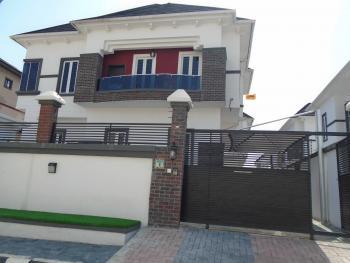 a Lovely 5bedroom with 1 Bq House, Eletu Way, Osapa, Lekki, Lagos, Detached Duplex for Sale