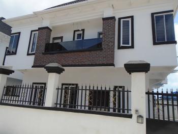 a Beautiful 5 Bedroom 1 Bq House, Obire  Street, Osapa, Lekki, Lagos, Detached Duplex for Sale