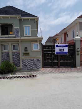 5 Bedroom Detached House, Ladega Street, Idado, Lekki, Lagos, Detached Duplex for Rent