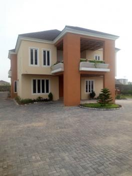 Tastefully Finished 6 Bedroom Fully Detached House with 2-room Bq on 1400sqm of Land, Nicon Town, Lekki, Lagos, Detached Duplex for Sale