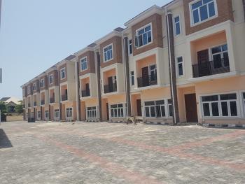 Fully Serviced 4 Bedroom Duplex with Bq, 24hrs Power, Gym, Swimming Pool, and Tight Security, Kazeem Eletu Street, Osapa, Lekki, Lagos, Terraced Duplex for Sale