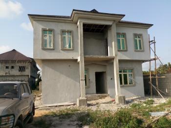 6 Bedroom Detached Duplex with 2 Room Duplex Behind, Beachwood Estate, Ibeju Lekki, Lagos, Detached Duplex for Sale