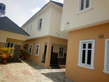 Luxury 2 Bedroom Terrace Duplex with Modern Finishing, Thera Annex Estate, Sangotedo, Ajah, Lagos, Terraced Duplex for Rent