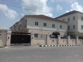 a Suitable 4 Bedroom Terrace Duplex with a Room Boys' Quarter, Ikate Elegushi, Lekki, Lagos, Terraced Duplex for Sale