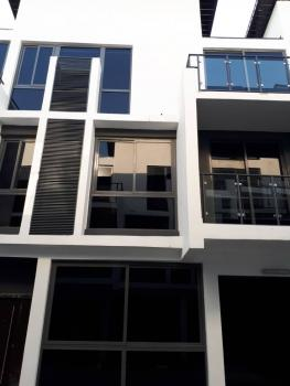 4 Bedroom Terraced Duplex, Admiralty Road, Lekki Phase 1, Lekki, Lagos, Terraced Duplex for Rent