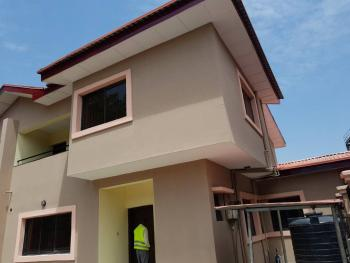 Lovely 4 Bedroom Semi Detached House with 2 Room Bq, Osapa, Lekki, Lagos, Semi-detached Duplex for Rent