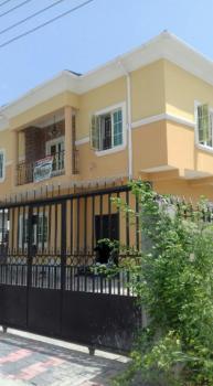 3 Bedroom Detached Duplex with Bq, Sangotedo, Ajah, Lagos, Detached Duplex for Sale