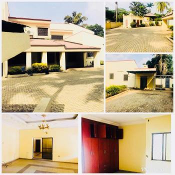 8 Bedroom House, Samora Michael Street, Asokoro District, Abuja, Detached Duplex for Rent