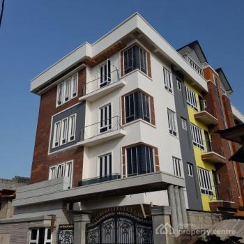 Luxury 3 Bedroom Flat + Bq, Shodipe Street, Off Kufeji, Alagomeji, Yaba, Lagos, Flat for Sale