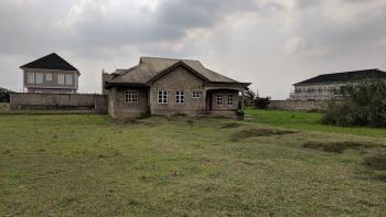 Setback 4 Bedroom Bungalow with Modern Window Fittings, Roofing, Also The  Electric Conduit Which Benefits Letter of Allocation, Opic, Isheri North, Lagos, Detached Bungalow for Sale