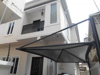 4 Bedroom Semi Detached Duplex with Bq, Chevy View Estate, Lekki, Lagos, Semi-detached Duplex for Sale