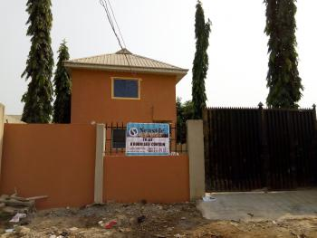 Newly Built One Room Self Contained, 1/3 Jyrox Royal Street, Off Sawyer Street, Opposite Fish Farm, Behind Total Filling Station, Odogunyan, Ikorodu, Lagos, Self Contained (studio) Flat for Rent