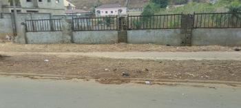 Fenced 1200sqm Land Behind Legislative Quarters, Before Hot Fm, Gudu, Abuja, Residential Land for Sale