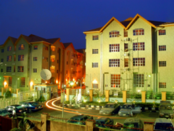 92 Rooms Hotel Buildings of Various Types and Sizes of Rooms, Halls Etc on 2,900square Metres with C of O, Ayedun Close, Off Gwandu & Uke Street, Area 11, Garki, Abuja, Hotel / Guest House for Sale