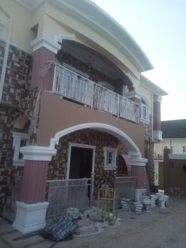 Newly Built 2 Bedroom Flat, By Jakunde Estate, Oke Afa, Isolo, Lagos, Flat for Rent
