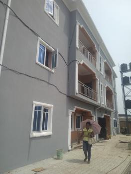 Newly Built 2 Bedroom Flat, Jakunde Estate, Oke Afa, Isolo, Lagos, Flat for Rent