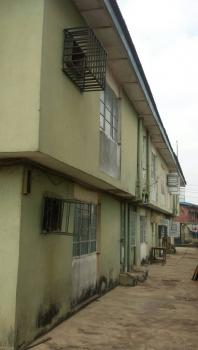 Lovely Block of 4 Flats of 3 Bedroom in a Nice Neighbourhood, Back of St Anthony Event Centre, Liasu Road, Egbe, Lagos, Block of Flats for Sale