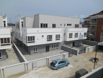 Very Spacious and Well Finished 4 Bedroom Terrace Duplex, Ologolo, Lekki, Lagos, Terraced Duplex for Sale