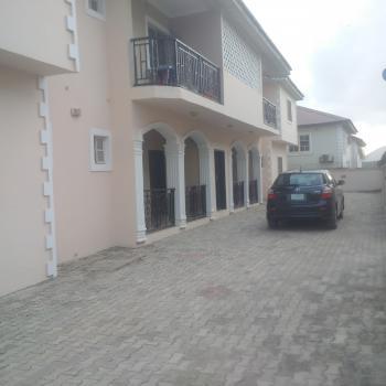 Sparkling 3 Bedrooms Flat, After Novare Shoprite, Around Crown Estate, Ajah, Lagos, Flat for Rent