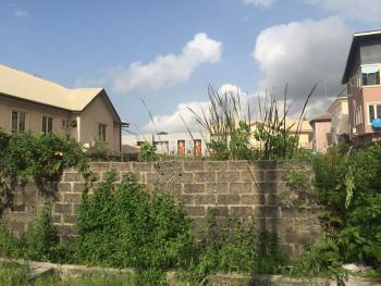 680sqm Fenced Dry Land, Behind Romay Gardens, Ikate Elegushi, Lekki, Lagos, Residential Land for Sale