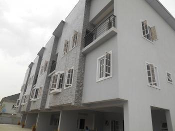 Newly Built 5 Bedroom Terrace Duplex, Ikate Elegushi, Lekki, Lagos, Terraced Duplex for Sale