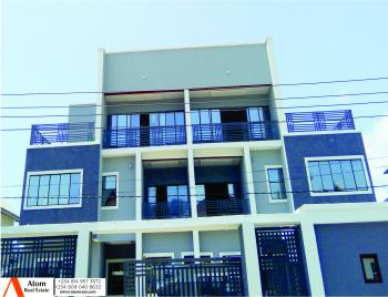 River-view Residential Development of 3 Bedroom Penthouse & 4 Units of 3 Bedroom Flats, Ladipo Latinwo Crescent, Off Admiralty Road, Lekki Phase 1, Lekki, Lagos, Block of Flats for Sale