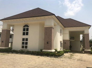 Luxury 7 Bedroom Mansion in Asokoro, Asokoro District, Abuja, Detached Duplex for Rent