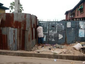 Land, Oguntolu Street, Shomolu, Lagos, Mixed-use Land for Sale