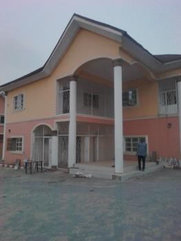 Tastefully Designed 5 Bedroom Duplex with 2 Bedroom Guest House + 2 Rooms Bq, Spring Boulevard Street, Suncity Estate, Galadimawa, Abuja, Detached Duplex for Sale