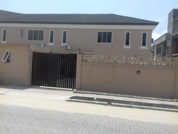 an Attractive 4 Bedroom Terrace Duplex with a Room Boy's Quarter, Lekki Right Side, Lekki Phase 1, Lekki, Lagos, Terraced Duplex for Sale