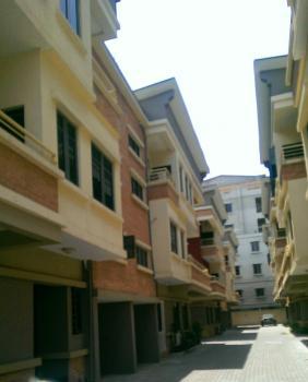 Newly Built 5 Bedroom Terrace, Oniru, Victoria Island (vi), Lagos, Semi-detached Duplex for Sale